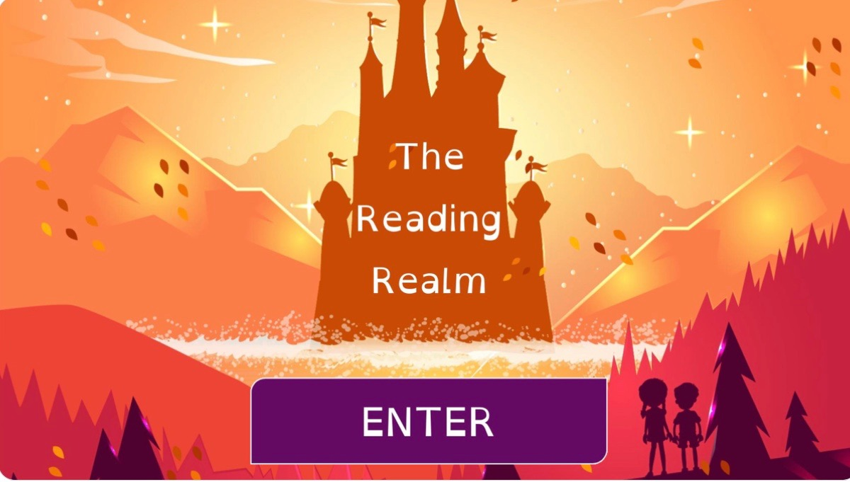 A Welcome, an Update on Grimly, and a Great New App called The Reading Realm